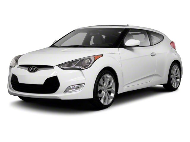 Pre-Owned 2012 Hyundai Veloster w/Black Int