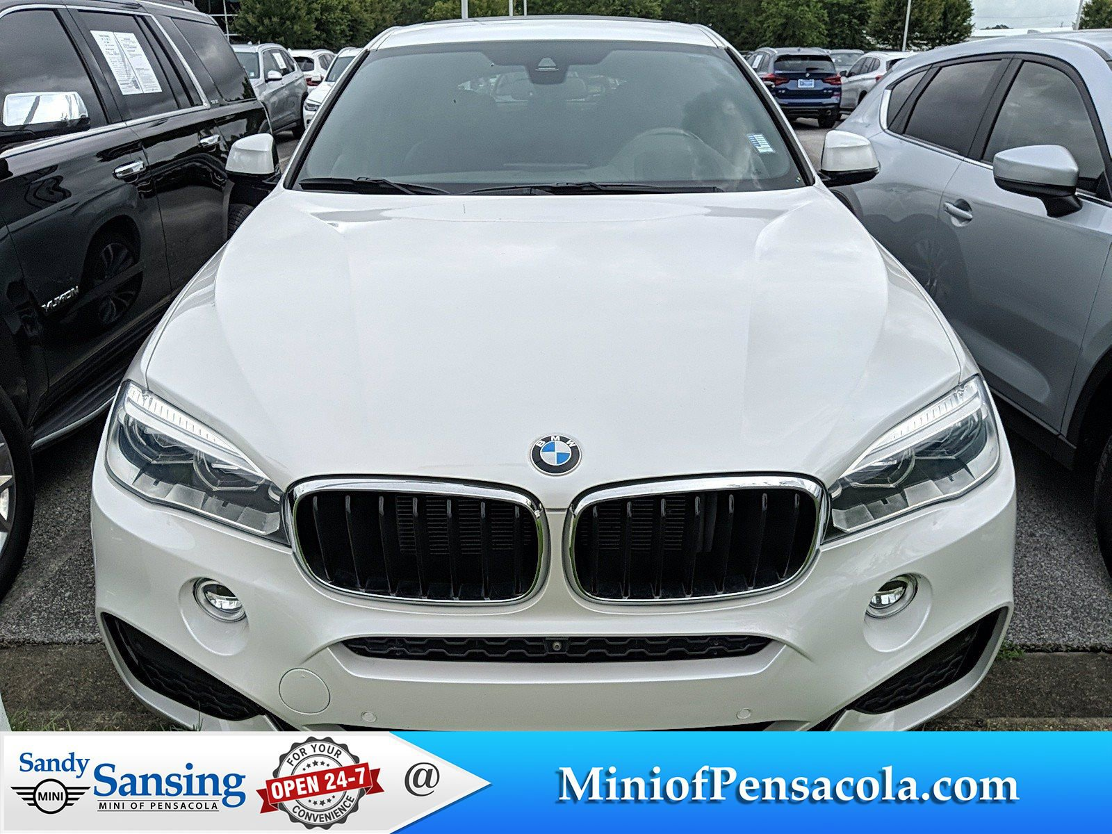 Pre-Owned 2018 BMW X6 sDrive35i