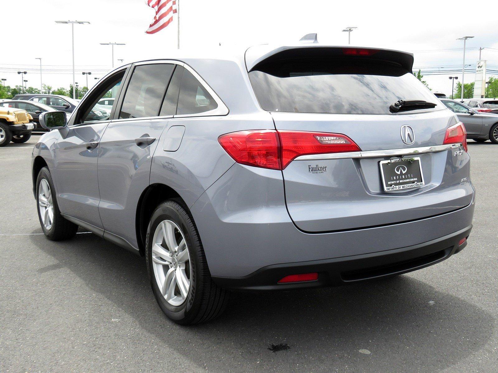Pre-Owned 2014 Acura RDX Tech Pkg