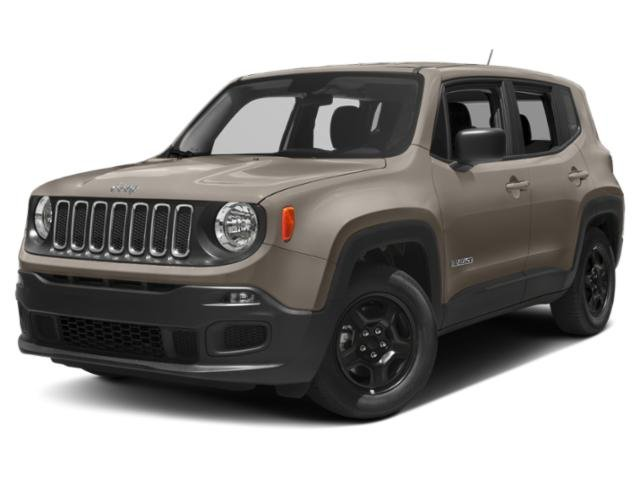 Pre-Owned 2018 Jeep Renegade Latitude FWD Sport Utility