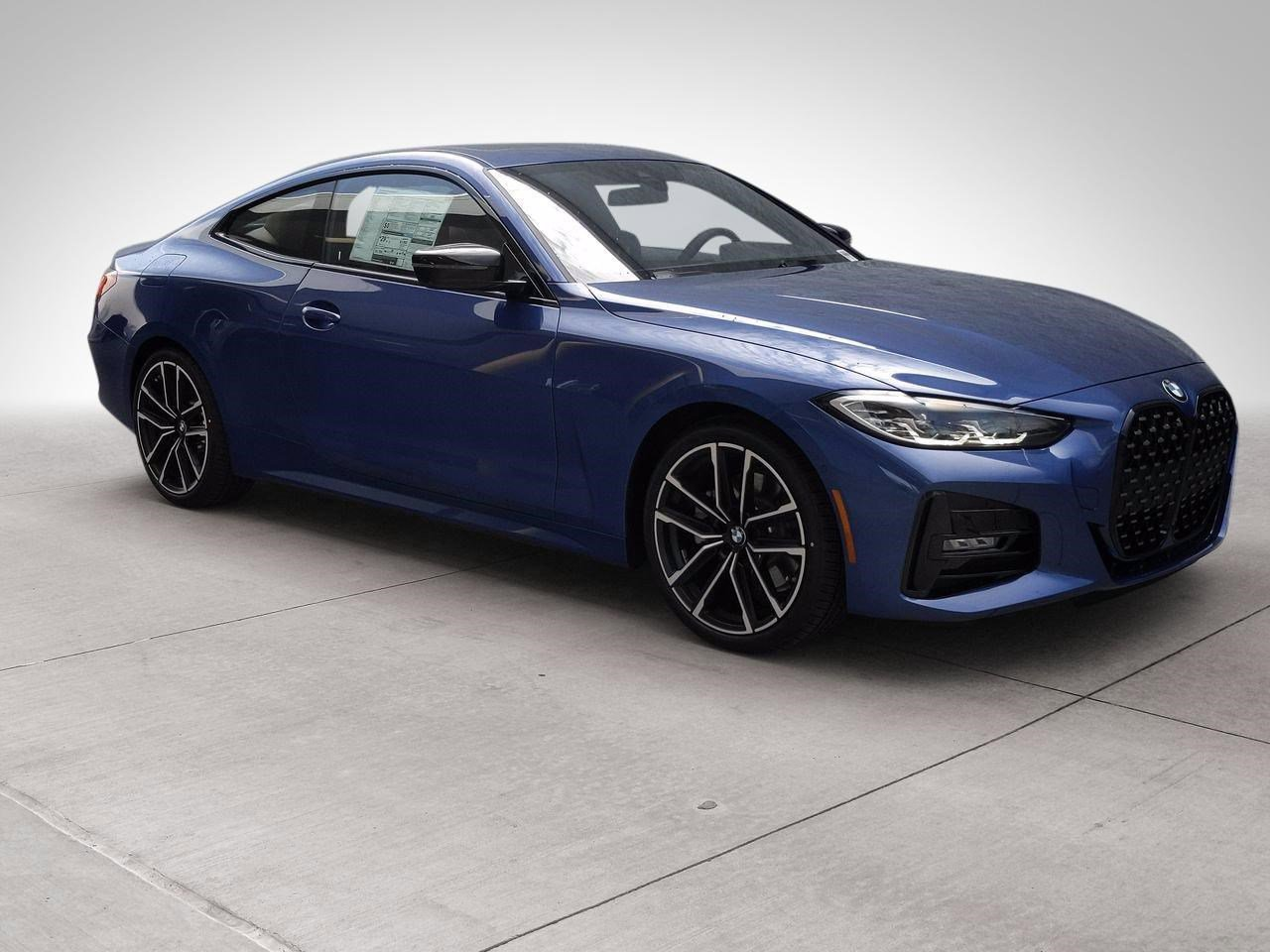 New 2021 BMW 4 Series 430i RWD Coupe