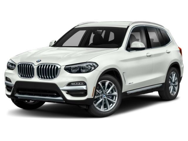 New 2021 BMW X3 sDrive30i RWD SUV