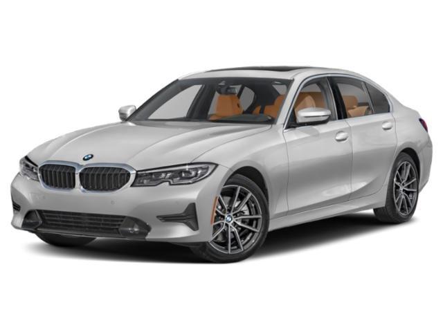 New 2022 BMW 330i RWD Sedan
