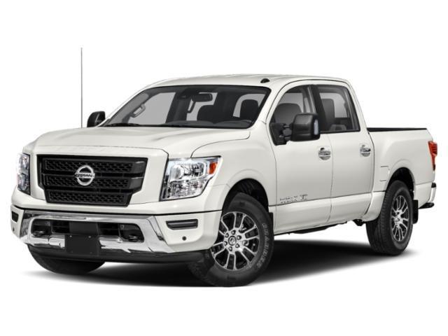 2021 Nissan Titan Crew Cab SV