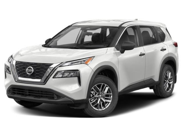 New 2021 Nissan Rogue SV