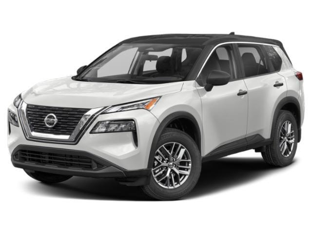 New 2021 Nissan Rogue SL