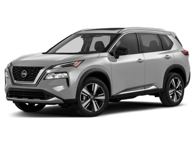 New 2021 Nissan Rogue SV