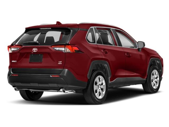 Certified 2019 Toyota RAV4 LE with VIN 2T3F1RFV4KW047965 for sale in Saint Louis Park, Minnesota