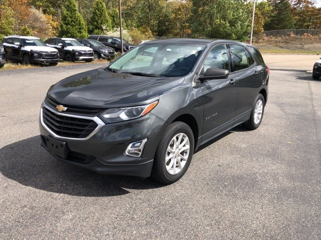 Pre-Owned 2018 Chevrolet Equinox LS AWD Sport Utility