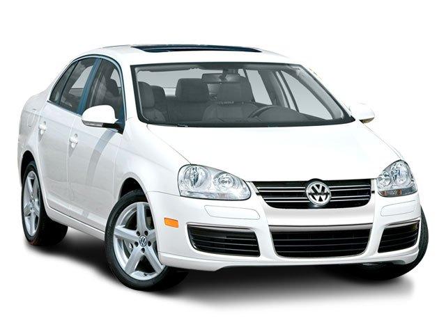 Pre-Owned 2008 Volkswagen Jetta Sedan Wolfsburg