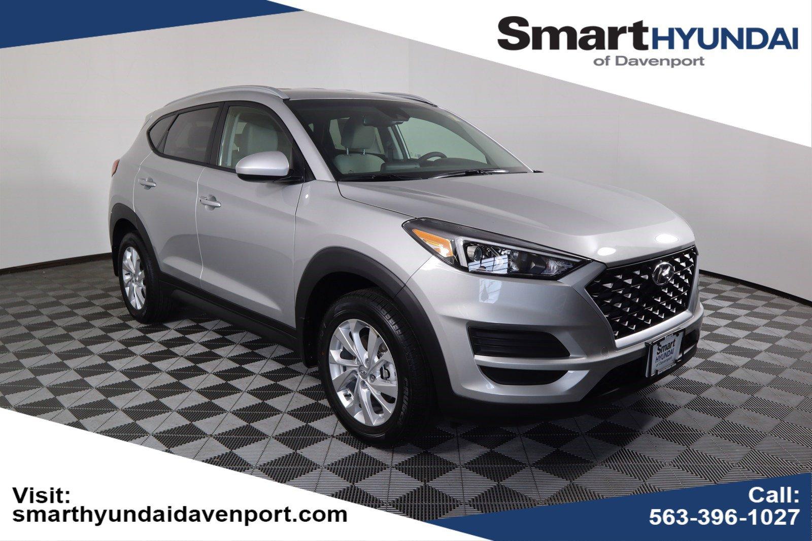 2021 Hyundai Tucson FWD