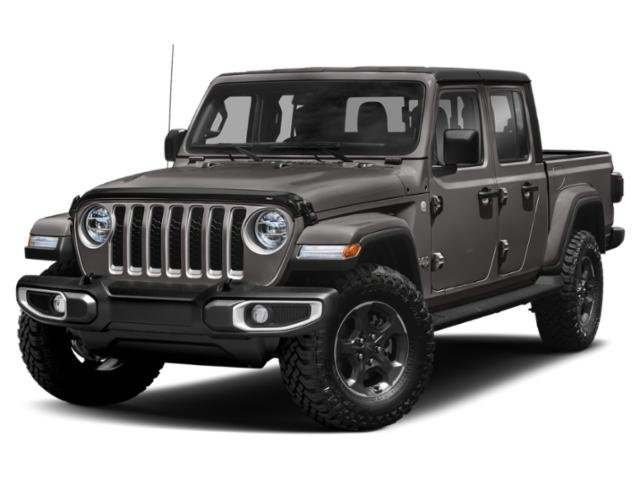 2020 Jeep Gladiator Crew Cab Overland 4X4
