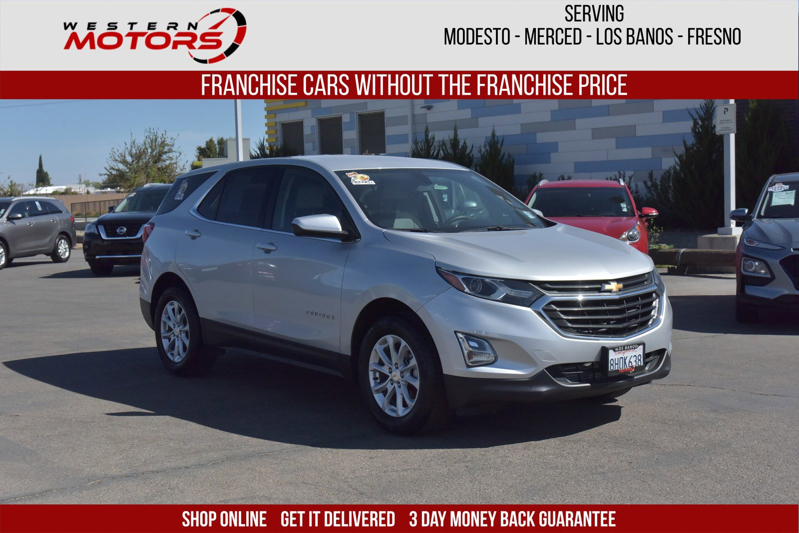 Pre-Owned 2019 Chevrolet Equinox LT FWD Sport Utility