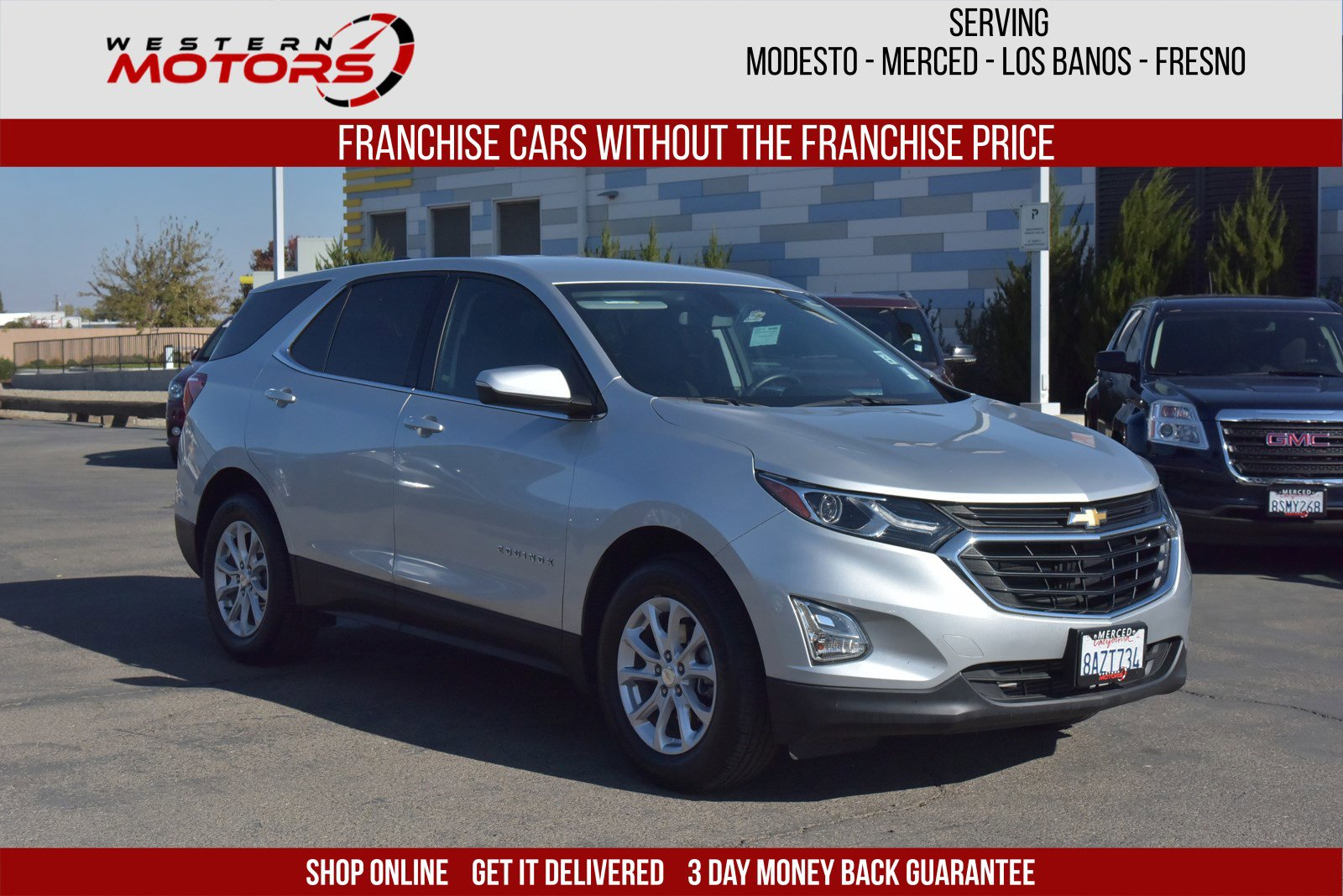 Pre-Owned 2018 Chevrolet Equinox LT FWD Sport Utility