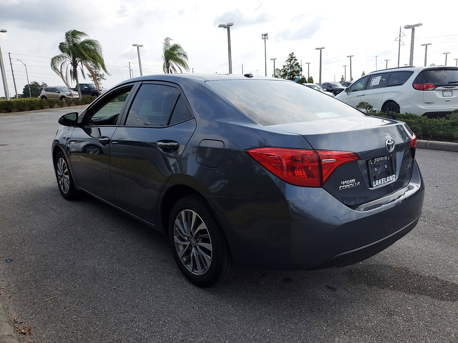 Pre-Owned 2018 Toyota Corolla XLE