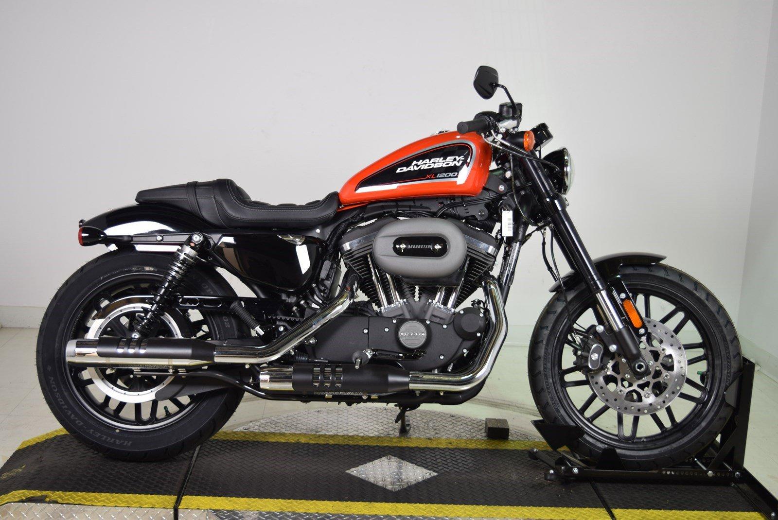 New 2020 Harley-Davidson Sportster Roadster XL1200CX