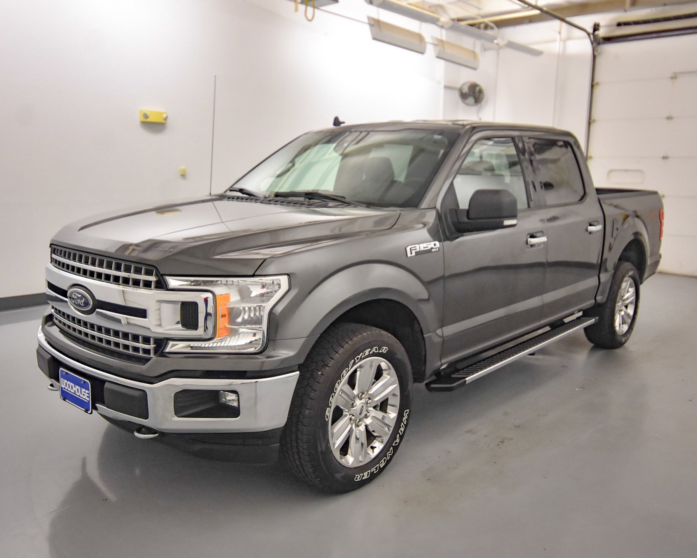 Pre-Owned 2019 Ford F-150 XLT 4WD Super Crew
