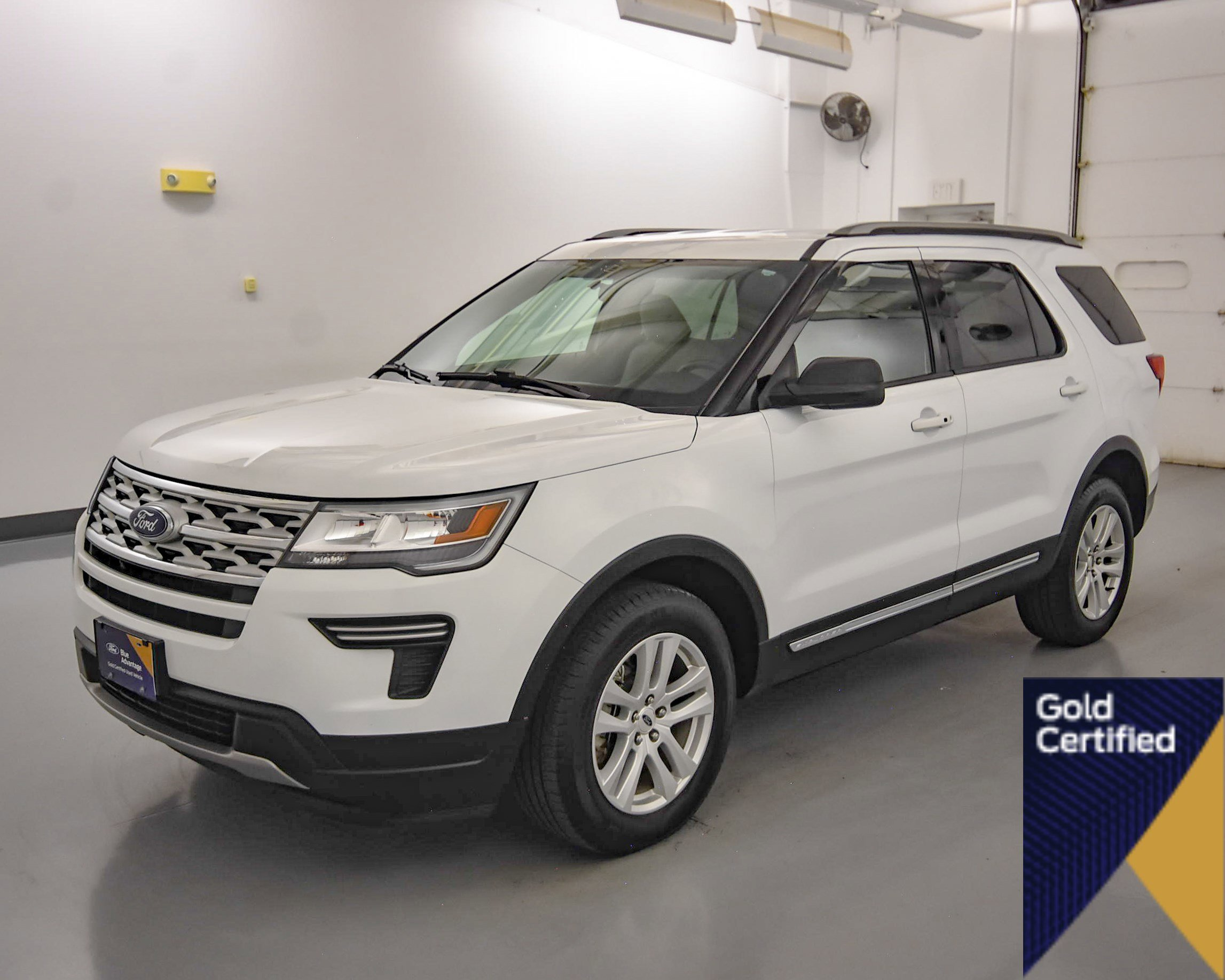 Certified Pre-Owned 2019 Ford Explorer XLT 4WD Sport Utility