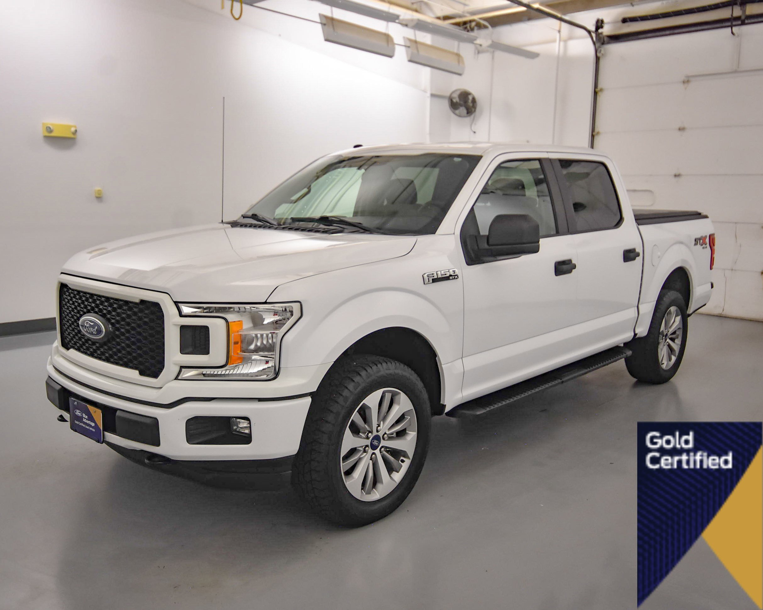 Certified Pre-Owned 2018 Ford F-150 XL 4WD Super Crew