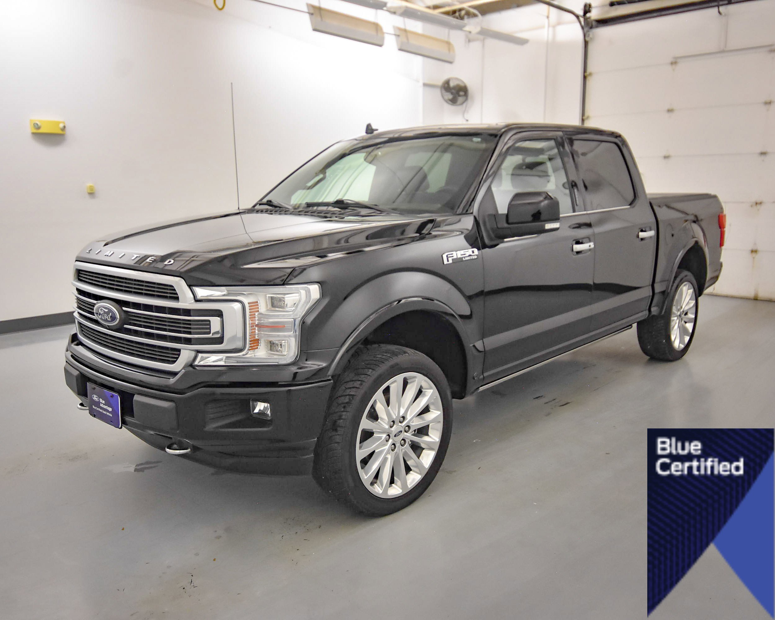 Certified Pre-Owned 2018 Ford F-150 Limited 4WD Super Crew