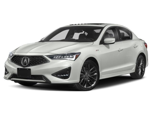 New 2020 Acura ILX Tech A-Spec