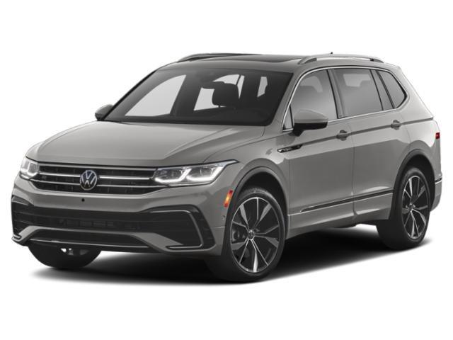 New 2022 Volkswagen Tiguan SE