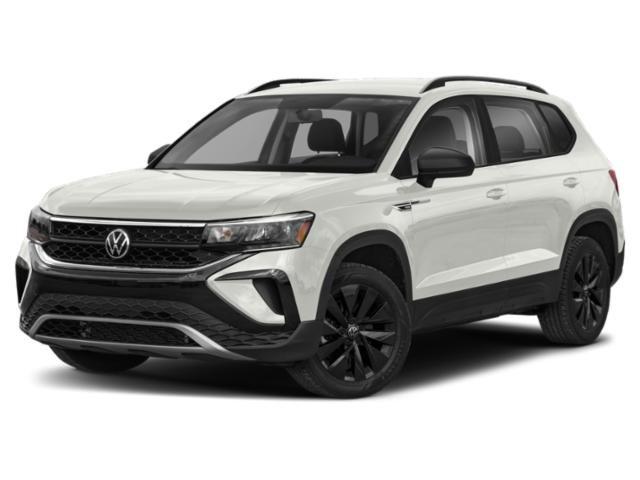 New 2022 Volkswagen Taos S AWD