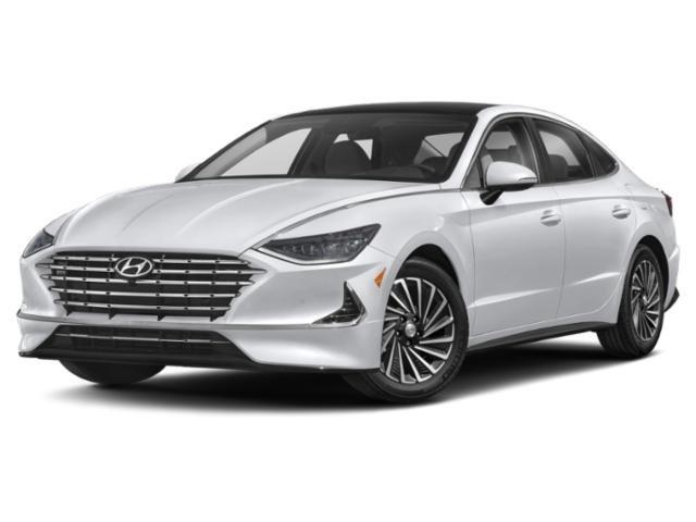 2020 Hyundai Sonata Hybrid Blue
