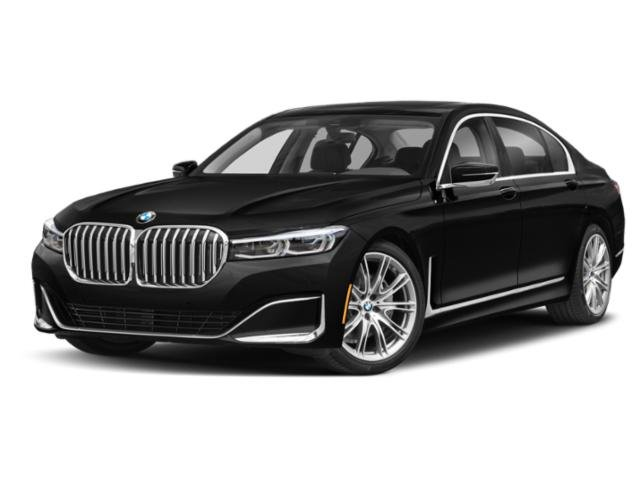 Pre-Owned 2022 BMW 7 Series 740i RWD 4dr Car