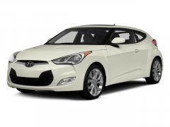 2014 Hyundai Veloster with Gray