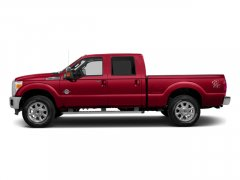 2014 Ford Super Duty F-250 SRW Lariat 6.7 L V 8