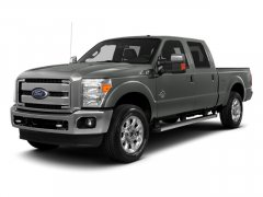 2014 Ford Super Duty F-250 SRW  6.7 L V 8