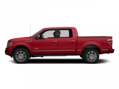 2014 Ford F-150 Platinum 3.5 L V 6