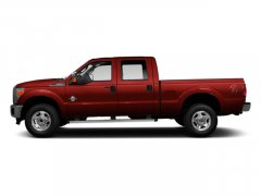 2014 Ford Super Duty F-350 SRW Lariat 6.7 L V 8
