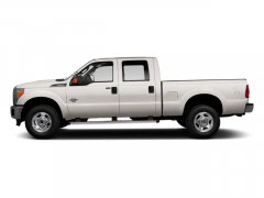2014 Ford Super Duty F-350 SRW Platinum 6.7 L V 8