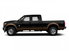2014 Ford Super Duty F-350 SRW Lariat 6.2 L V 8