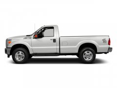 2015 Ford Super Duty F-250 SRW XL 6.2 L V 8