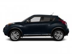 2014 Nissan JUKE S