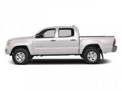 2014 Toyota Tacoma 4WD Double Cab V6 AT 4.0 L V 6