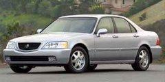 2002 Acura RL NAVIGATION