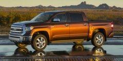 2016 Toyota Tundra Crewmax 1794 5.7 L V 8