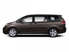 2012 Toyota Sienna LIMITED AWD with NAVIGATION