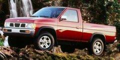 1997 Nissan Trucks 2WD  2.4L I 4