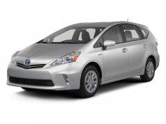2013 Toyota Prius v 5dr Wgn Three