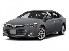 2014 Toyota Avalon 4dr Sdn XLE Touring