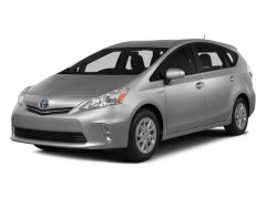 2014 Toyota Prius v 5dr Wgn Three
