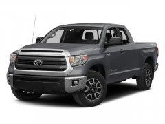 2014 Toyota Tundra 2WD Truck Double Cab 5.7L V8 6-Spd AT SR5 5.7 L V 8