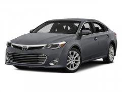 2015 Toyota Avalon 4dr Sdn XLE Premium