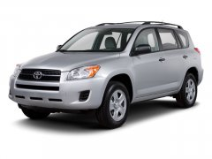 2011 Toyota RAV4 4WD 4dr 4-cyl 4-Spd AT