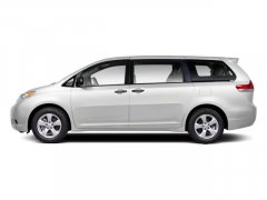 2013 Toyota Sienna 5dr 8-Pass Van V6 LE FWD